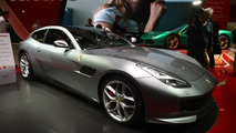 2016 Ferrari GTC4LussoT - Paris Otomobil Fuarı