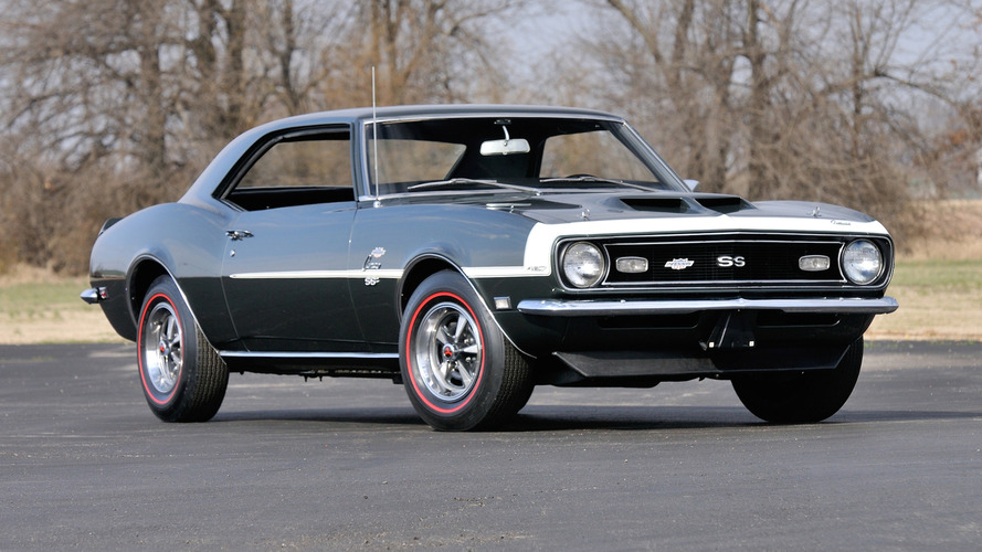 Rare '68 Yenko Super Camaro sells for $320,000