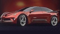 1997 Pontiac Rageous concept