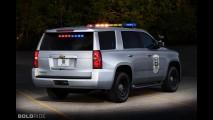 Chevrolet Tahoe Police Patrol