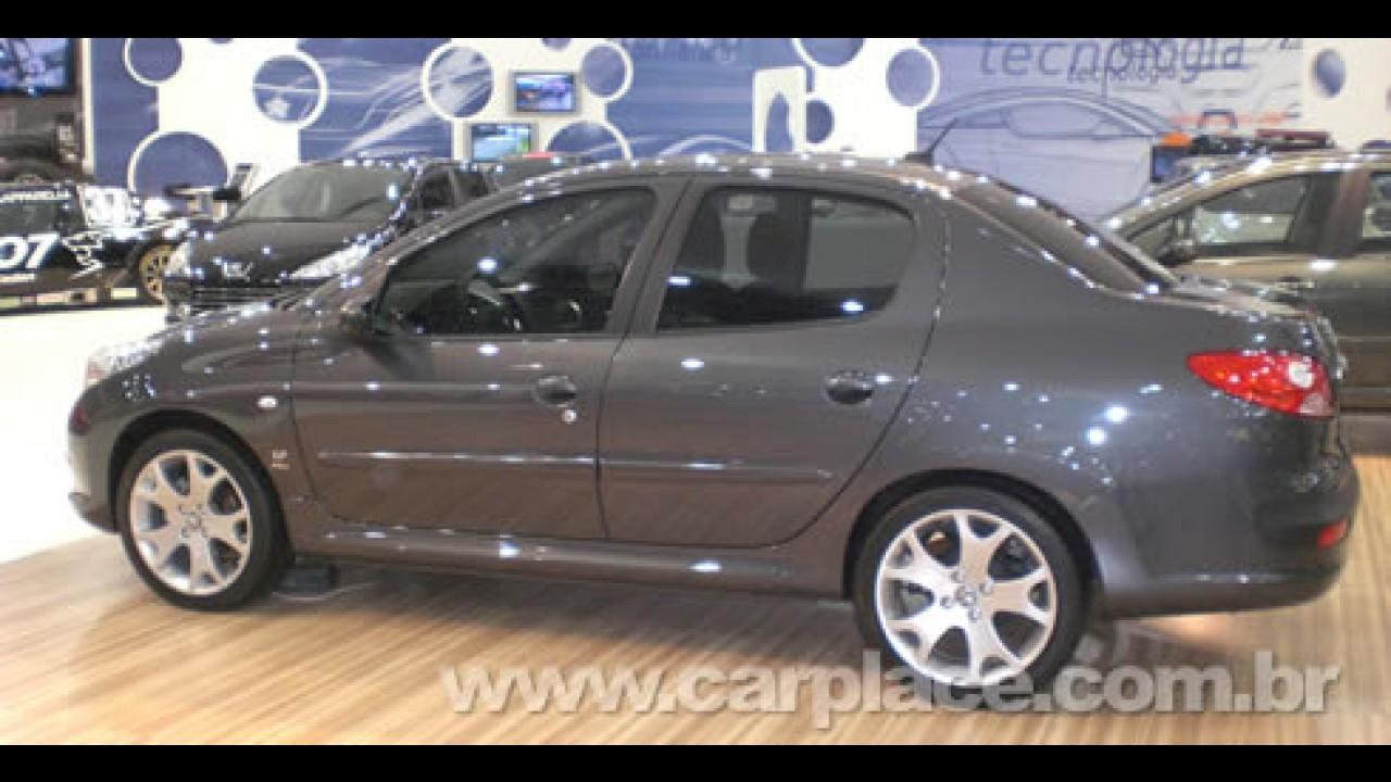 Peugeot oferece taxa de 0,39% ao mês para financiamento da linha 207 e 307