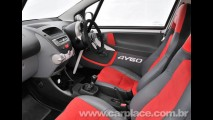 Toyota Aygo Crazy - Compacto recebe preparação de corrida e motor de 200 cv