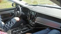 2016 Volvo S90 spy photo