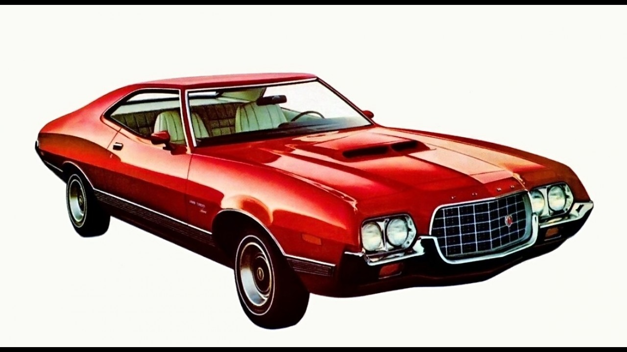Best Buy Automotive >> Ford Gran Torino Sport
