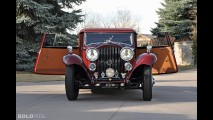 Bentley 3 1/2 Litre Drophead Coupe