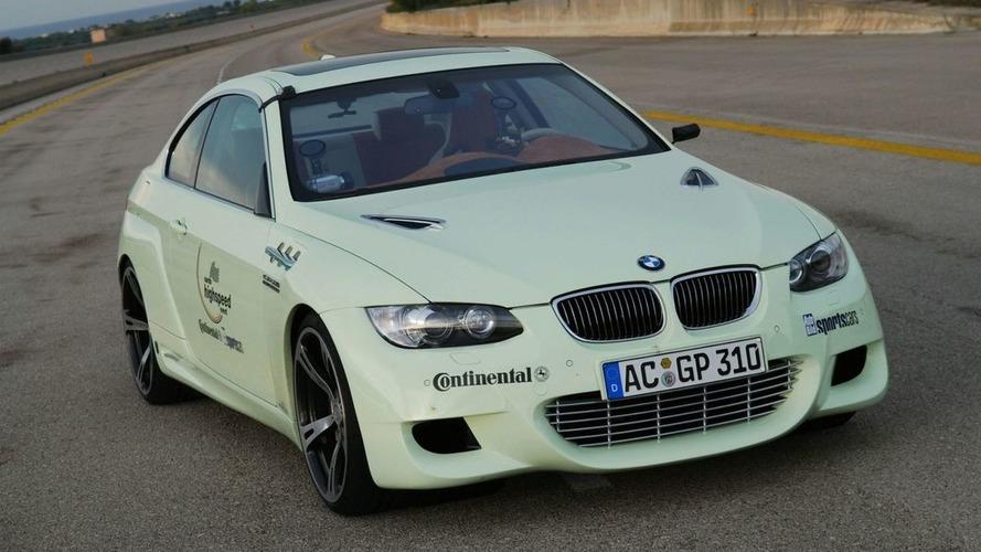 AC Schnitzer Builds Fastest LPG Car: GP3.10 GAS POWERED