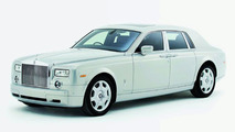 Rolls Royce Phantom Silver Edition