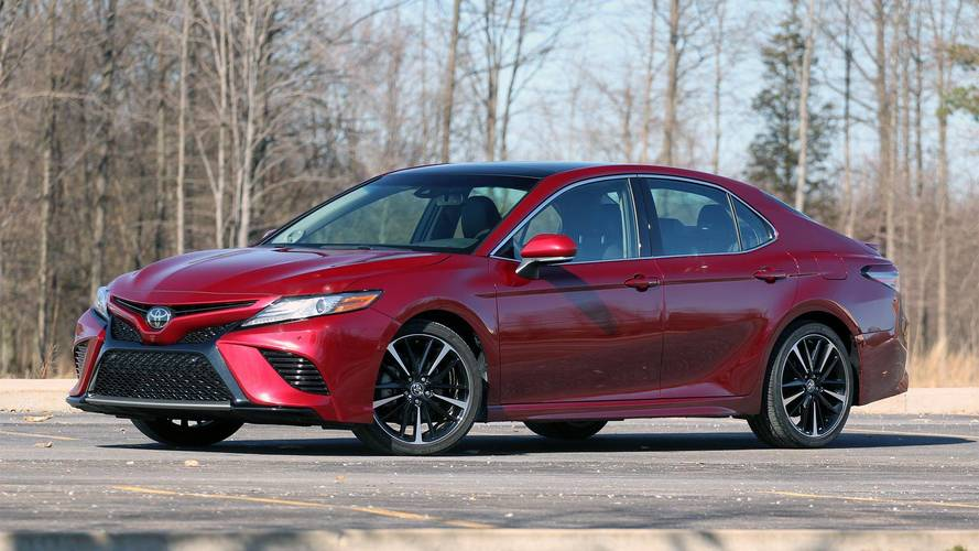 2018 Toyota Camry XSE Review: Getting Better All The Time