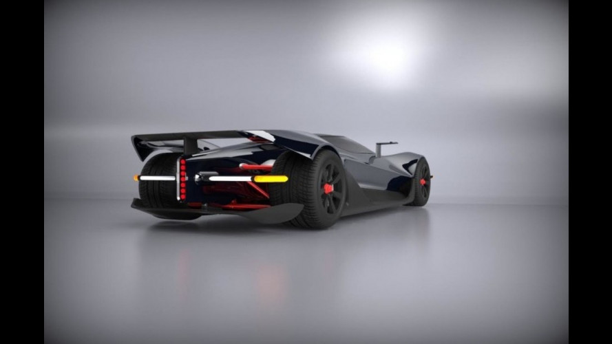 Dendrobium, hypercar elettrica Made in Singapore
