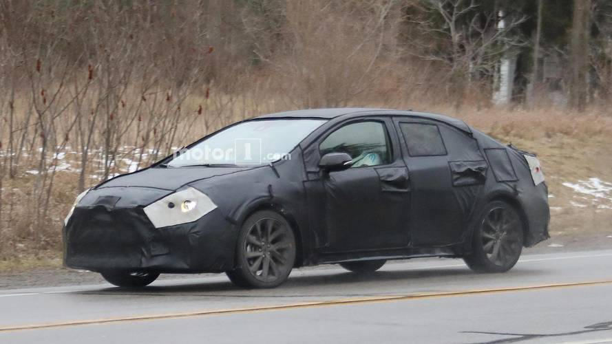 2020 Toyota Corolla Spied In America For Very First Time