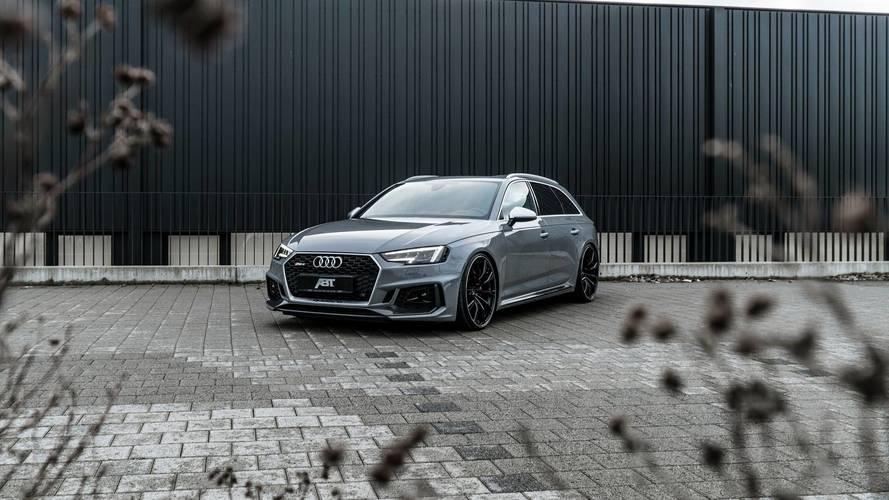 Audi RS 4, ABT Sportsline