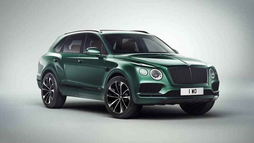 One-Off Bentley Bentayga By Mulliner Stems From Horse Racing