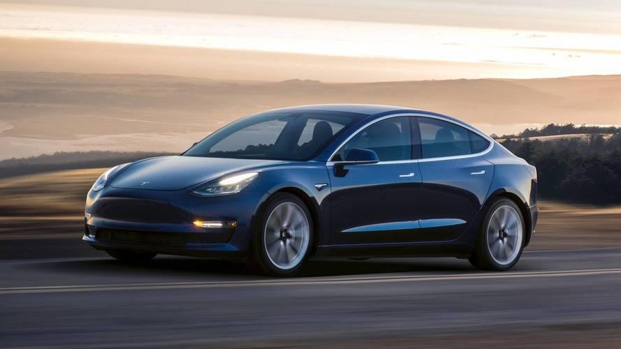 Tesla Model 3 VINs Soar, Largest Batch Registration To Date