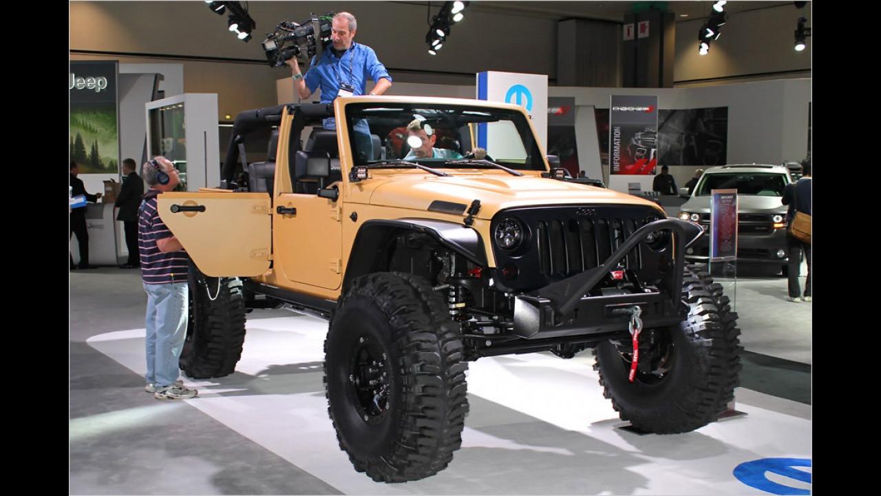 Jeep Sand Trooper