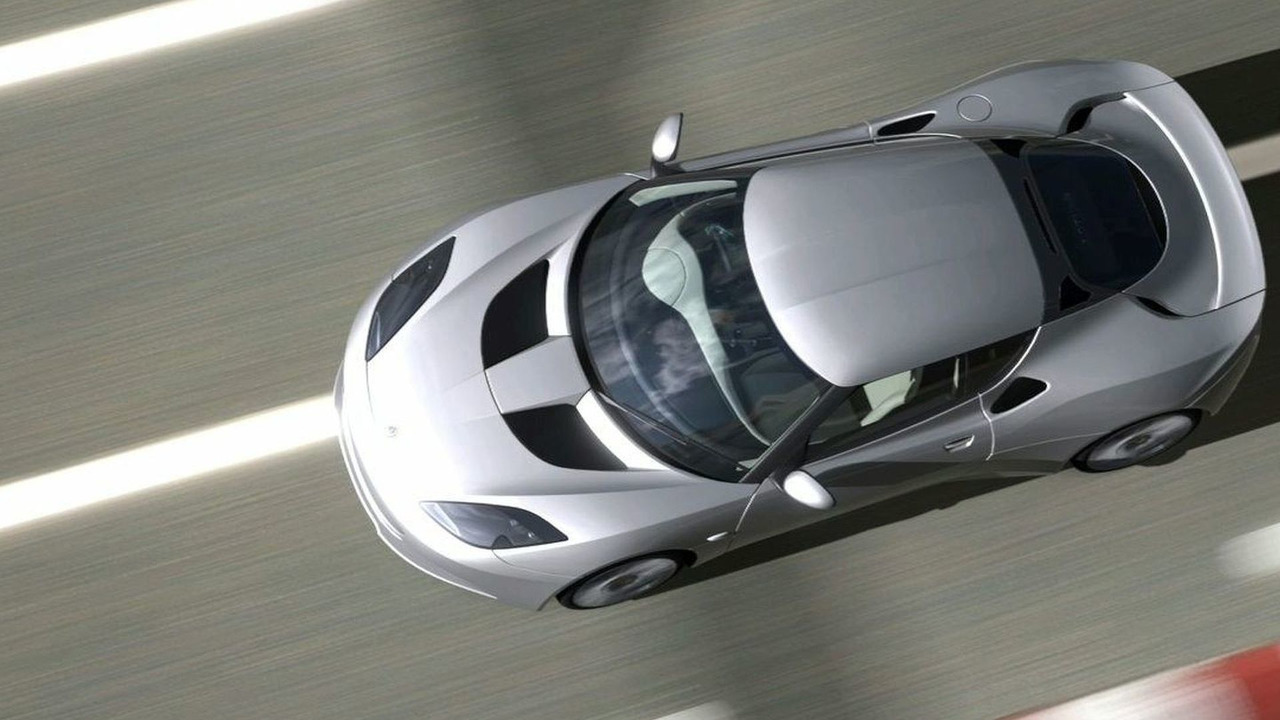 New Lotus Evora On Playstation3