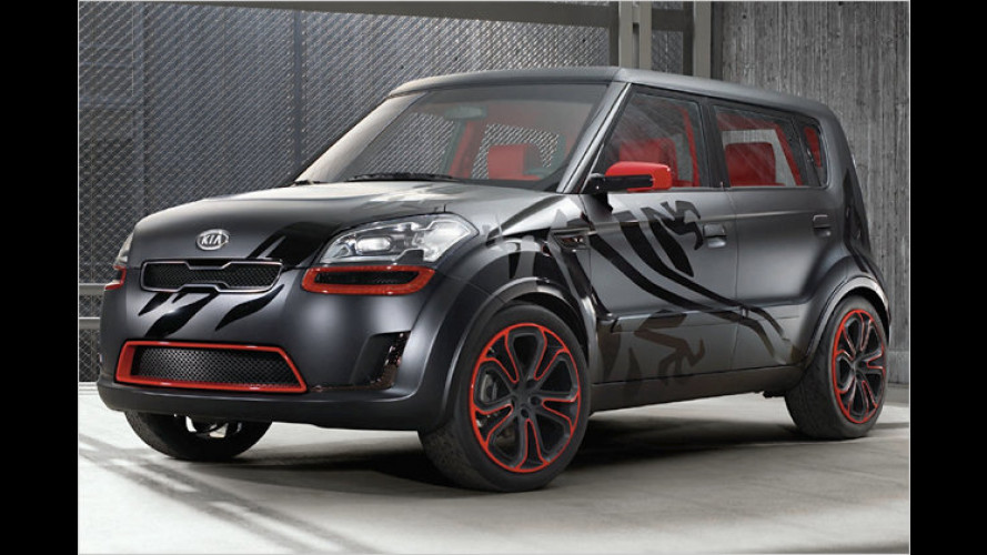 Kia goes Lifestyle: Concept Car Soul feiert in Genf Premiere