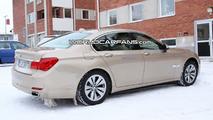 BMW 7-Series Hybrid Spy
