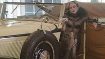 David LaChapelle portrays Maybach - Making Of
