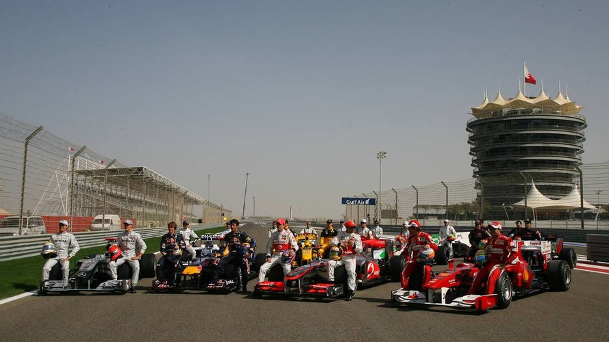 Frentzen, Wurz, Herbert & Hill, to be F1 stewards in 2010
