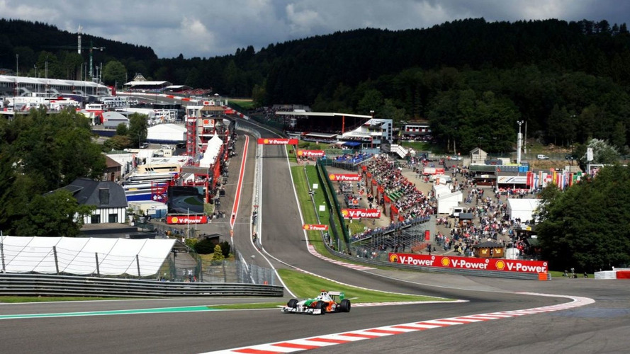 Spa confirms plan to alternate GP with Nurburgring