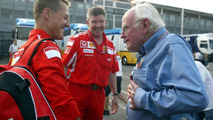 Tributes pour in for late F1 doctor Sid Watkins