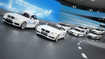 BMW to Present Frankfurt Debuts in Motion