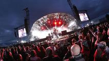 MINI United Festival 2009 - Festival atmosphere