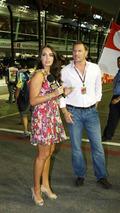 Tamara Ecclestone (GBR), Daughter of Bernie Eccelestone, Singapore Grand Prix, 27.09.2009 Singapore