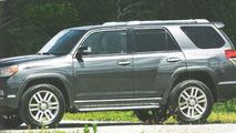 2010 Toyota 4Runner Photos Leaked