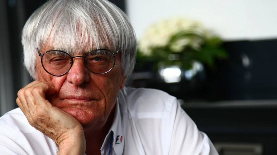 F1 should scrap team order ban - Ecclestone