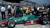 Benetton Alfa Romeo 184T