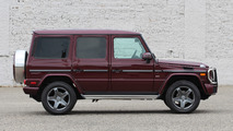 2016 Mercedes-Benz G550: Review