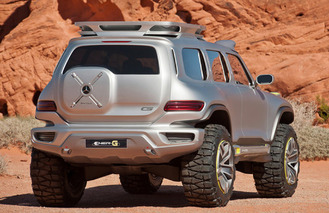 What the ener-G-force Concept Tells Us About the Future of the G-Class