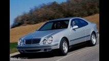 Mercedes-Benz CLK Coupe