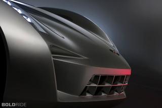 Chevrolet Corvette Stingray Concept