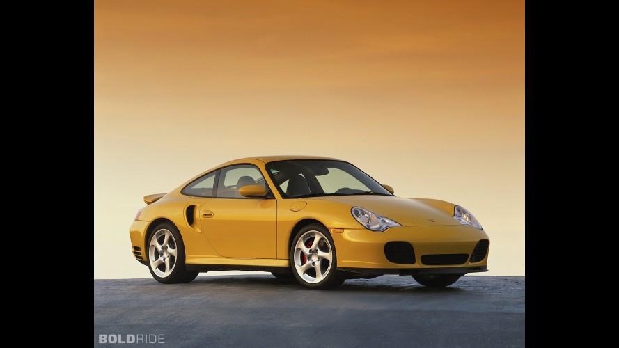 Porsche 911 Turbo Coupe