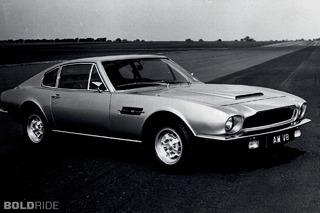 Aston Martin V8