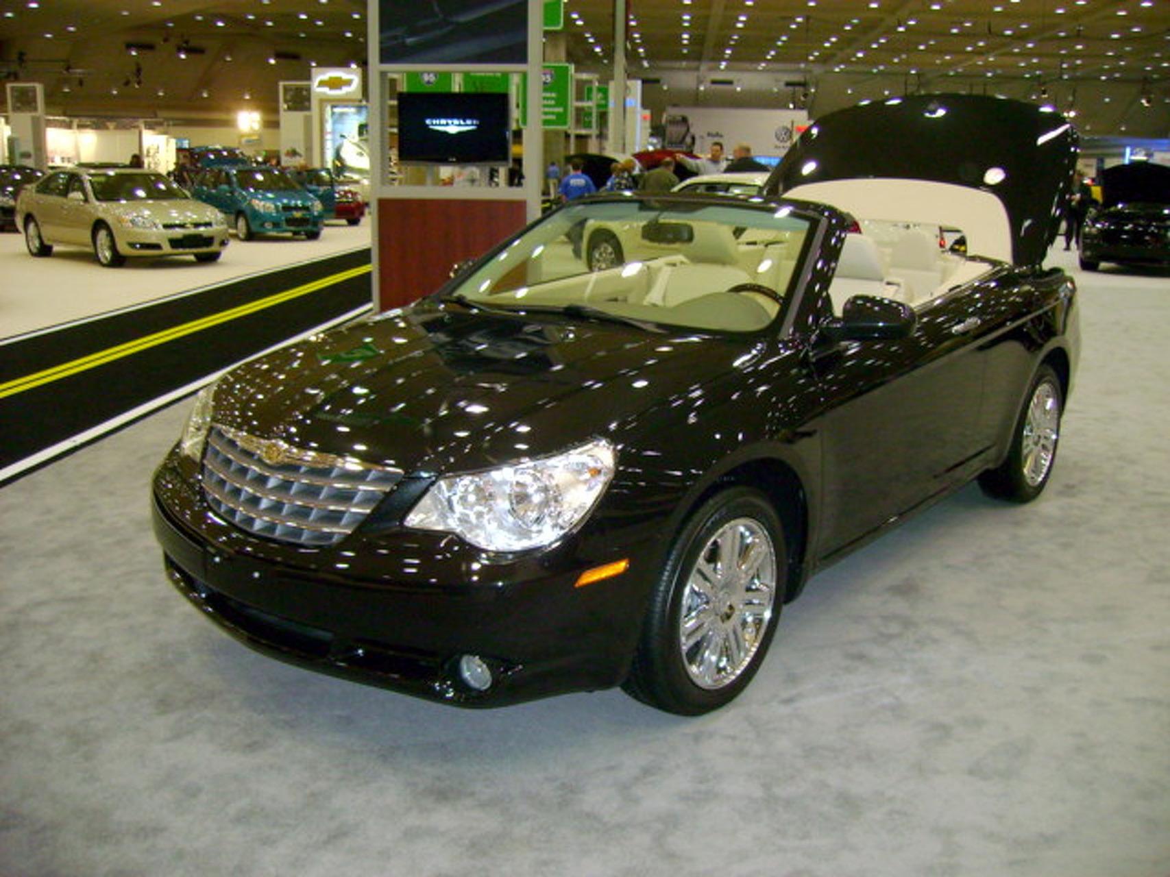 Chrysler Sebring Convertible