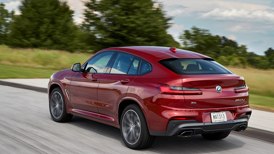 Im Test: Der neue BMW X4