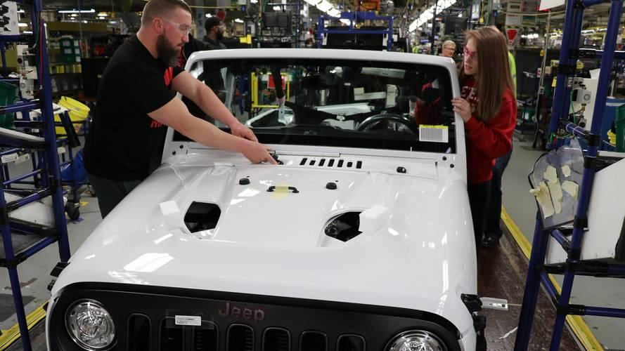 Ultimo Jeep Wrangler