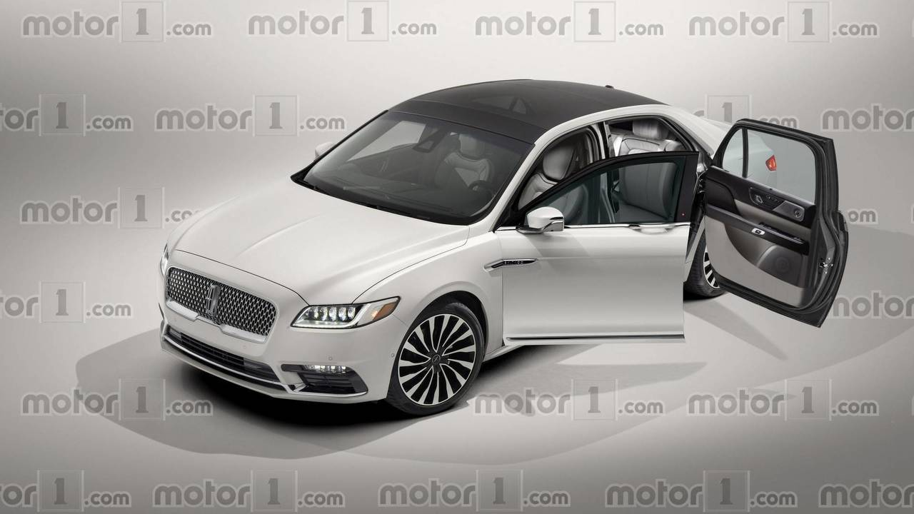 Future Cars 2018 Lincoln Continental As A Bmw 7 And: 25 Future Cars Worth Waiting For