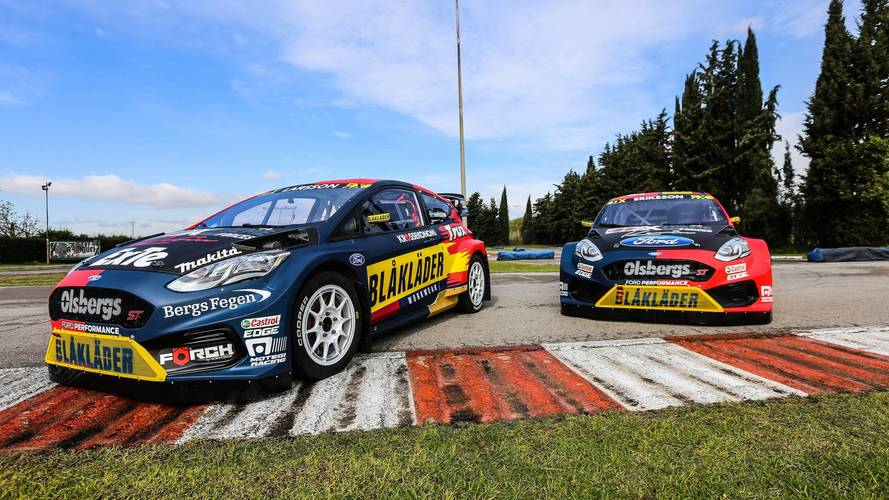 Ford rekindles Olsbergs relationship for WRX campaign