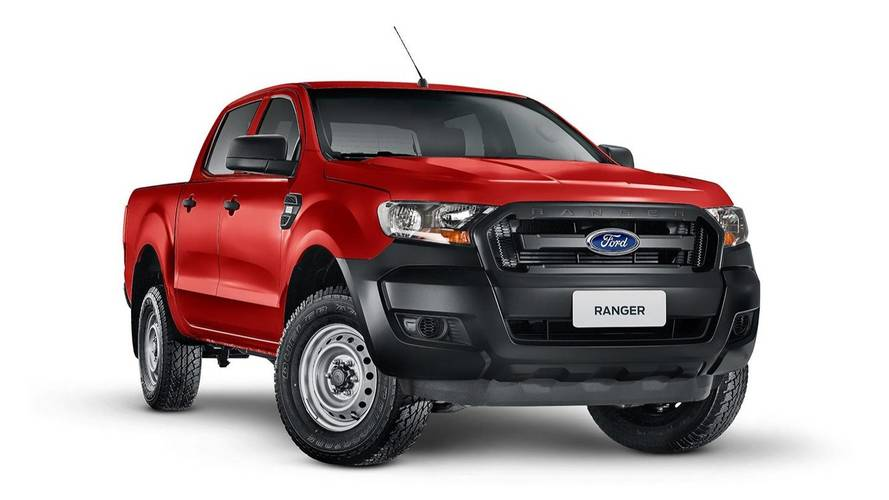 Ford Ranger 2019 ganha nova versão de entrada XL