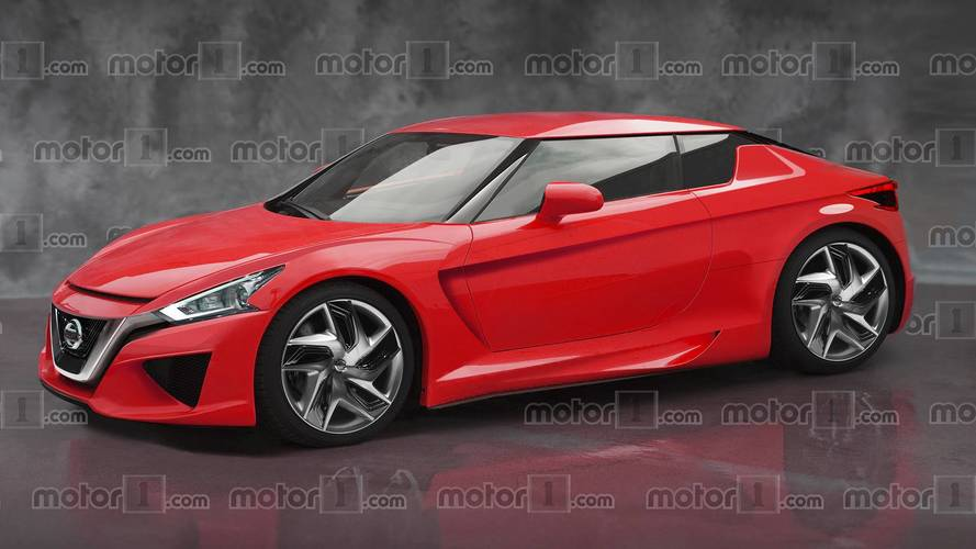 Projeção: novo Nissan Z