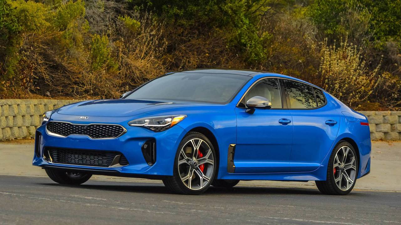 2018 Kia Stinger First Drive A Seriously Satisfying