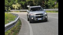 Chevrolet Captiva LTZ AWD 2.2 184 CV Manuale - Il test
