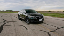 Hennessey tunes the Ford Taurus SHO