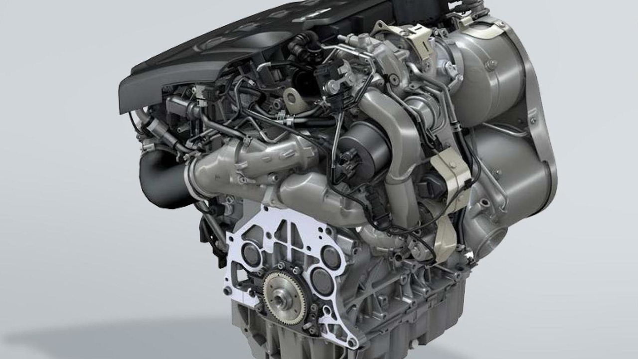 Volkswagen 268 bhp 2.0-liter diesel engine with electric turbocharger