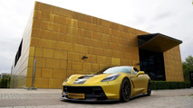 Chevrolet Corvette Stingray upgraded by Geiger Cars to 590 bhp