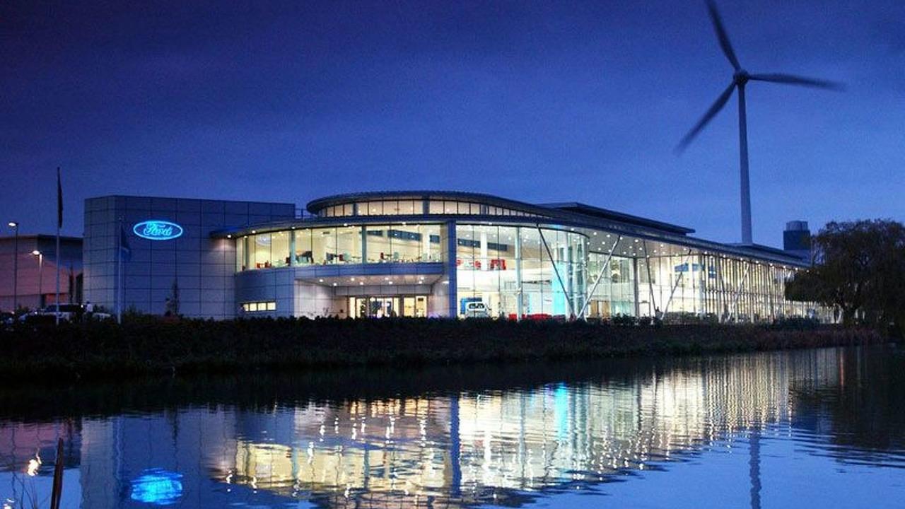 Ford Dagenham Diesel Centre (UK)
